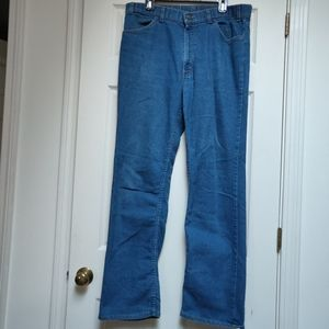 Vintage Levi's With a Skosh More Room USA 38x34